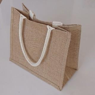 ムジルシリョウヒン(MUJI (無印良品))のジュートマイバッグ 無印良品(トートバッグ)