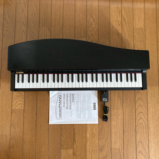 KORG - 送料無料 KORG  micropiano コルグ マイクロピアノ 美品