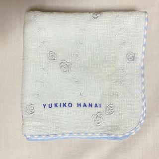 ユキコハナイ(Yukiko Hanai)のYUKIKO HANAI  タオルハンカチ(ハンカチ)