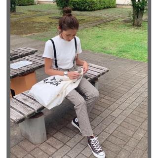 ザラ(ZARA)のお値下げ☆ZARA ☆チェックチノパンツ☆美品(チノパン)