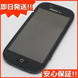 美品 F-06F らくらくスマートフォン3 ブラック