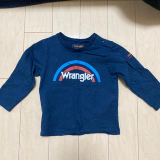 ラングラー(Wrangler)のwrangler 長袖  90 男の子(Tシャツ/カットソー)