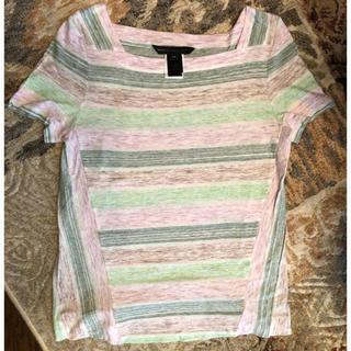 マークバイマークジェイコブス(MARC BY MARC JACOBS)のMARC JACOBSレディースTシャツ XSサイズ(Tシャツ(半袖/袖なし))