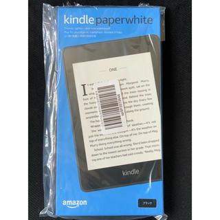 アップル(Apple)のKindle Paperwhite 第10世代 32GB 広告なし 新品(電子ブックリーダー)