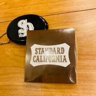 スタンダードカリフォルニア(STANDARD CALIFORNIA)の激レア入手困難!スタンダードカリフォルニア10周年限定ノベルティメモ.新品未使用(その他)