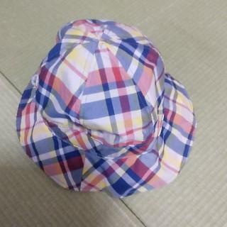 モンベル(mont bell)のモンベル 子供用 帽子 リバーシブル(帽子)
