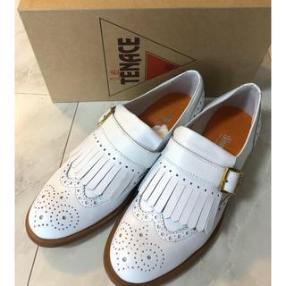 ユナイテッドアローズ(UNITED ARROWS)のラテナーチェ [La TENACE] 新品 レザーシューズ イタリア製(ローファー/革靴)