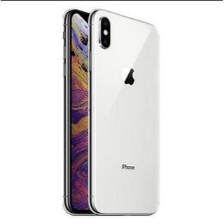 アイフォーン(iPhone)のiPhoneXS 256G シルバー(携帯電話本体)