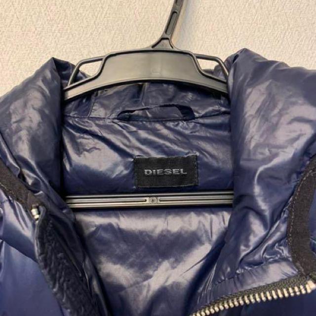 DIESEL(ディーゼル)の【スペード♠️様専用】DIESEL ライトダウンジャケット Sサイズ メンズのジャケット/アウター(ダウンジャケット)の商品写真