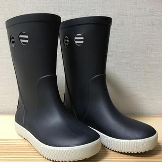 プチバトー(PETIT BATEAU)のプチバトー petite bateau レインブーツ 長靴(長靴/レインシューズ)