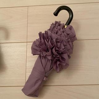 メゾンドフルール(Maison de FLEUR)のメゾンドフルール 折りたたみ傘(傘)