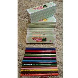 ミツビシエンピツ(三菱鉛筆)の三菱  色鉛筆  単品10本セット(色鉛筆)