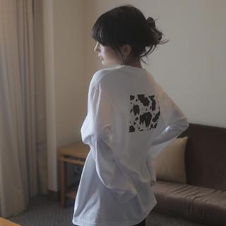 バブルス(Bubbles)のmelt the lady Lovely Ladies Long T-shirt(Tシャツ(長袖/七分))