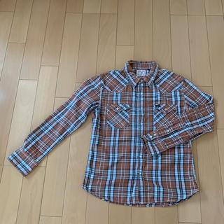 ラングラー(Wrangler)のWrangler メンズシャツ 長袖、メンズトップス (シャツ)