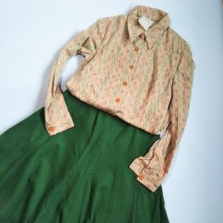 シビラ(Sybilla)のSybilla カットソー+美品スカート 2点セットアップ(セット/コーデ)