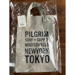 マディソンブルー(MADISONBLUE)のMADISONBLUE × Pilgrim Surf/ Gramercy(トートバッグ)