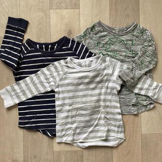 ネクスト(NEXT)のnext ネクスト 3枚セット 12-18m 1歳半〜2歳半位 90〜100cm(Tシャツ/カットソー)