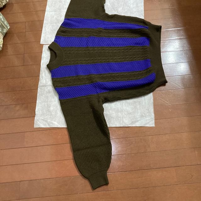 Christian Dior(クリスチャンディオール)のちくわぶ様専用 セーター ディオール メンズのトップス(ニット/セーター)の商品写真