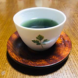 ご購入いただいてから作ります☆春一番摘み☆新潟より☆よもぎ茶  30パック(健康茶)