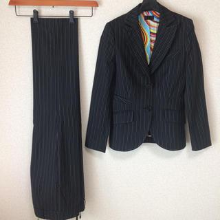 ポールスミス(Paul Smith)のポールスミス 38 パンツスーツ W74 濃紺 DMW(スーツ)