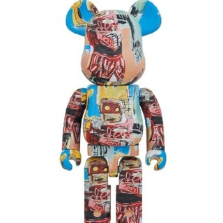 メディコムトイ(MEDICOM TOY)のBE@RBRICK JEAN-MICHEL BASQUIAT #6 1000(その他)