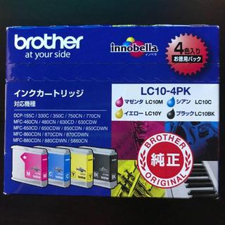 brother - 【純正】brother LC10-4PK
