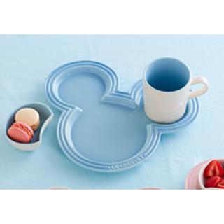 ルクルーゼ(LE CREUSET)のルクルーゼ テーブルウェア・セット ミッキーマウス(食器)