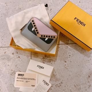 フェンディ(FENDI)のFENDI モンスター ミニ財布(財布)