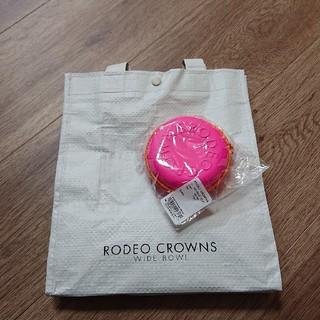 ロデオクラウンズワイドボウル(RODEO CROWNS WIDE BOWL)のロデオクラウン ノベルティ イヤホン(ノベルティグッズ)