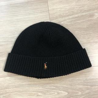 ポロラルフローレン(POLO RALPH LAUREN)のラルフローレン ニット帽(ニット帽/ビーニー)
