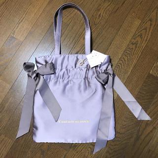 クチュールブローチ(Couture Brooch)のCouture Brooch (クチュールブローチ)  デュプルリボントート(トートバッグ)