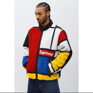 シュプリーム(Supreme)のXL Supreme Reversible Fleece Jacket(ブルゾン)
