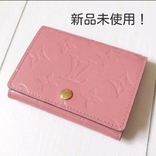 LOUIS VUITTON - 新品未使用!Louis Vuitton M90473 モノグラム カードケース