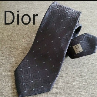 ディオール(Dior)のDiorディオール ネクタイ(ネクタイ)