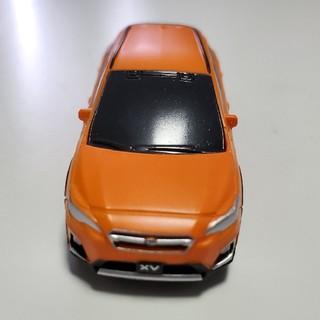 スバル(スバル)のスバルXV オレンジ ミニカー(ミニカー)