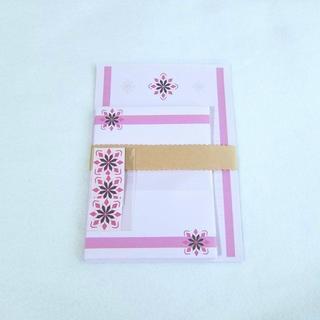 ピンク14~レターセット~(カード/レター/ラッピング)