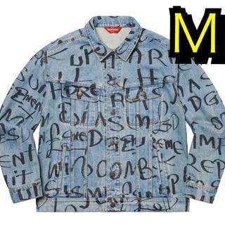 シュプリーム(Supreme)のsupreme denim jacket m(Gジャン/デニムジャケット)