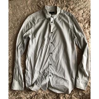 アーペーセー(A.P.C)のA.P.C シャツ チュニジア製(シャツ)
