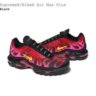 シュプリーム(Supreme)のSupreme Nike Air Max Plus 27.5cm (スニーカー)