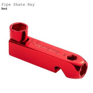 シュプリーム(Supreme)のSupreme Pipe Skate Key Red シュプリーム パイプ(スケートボード)