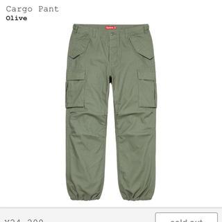 Supreme - Supreme Cargo pants 20FW
