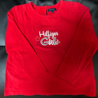 トミーヒルフィガー(TOMMY HILFIGER)のトミーヒルフィガー トップス女の子120(6 表示)(Tシャツ/カットソー)
