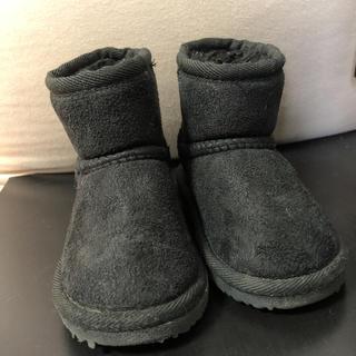 プティマイン(petit main)のムートンブーツ(ブーツ)
