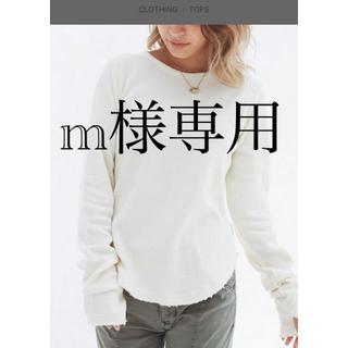 アリシアスタン(ALEXIA STAM)のアリシアスタン ロングスリーブ(Tシャツ(長袖/七分))