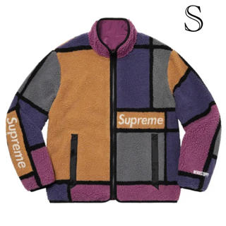 シュプリーム(Supreme)のReversible Colorblocked Fleece Jacket(その他)