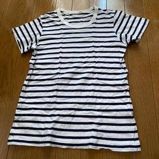 マーガレットハウエル(MARGARET HOWELL)のn100 Tシャツ(Tシャツ(半袖/袖なし))