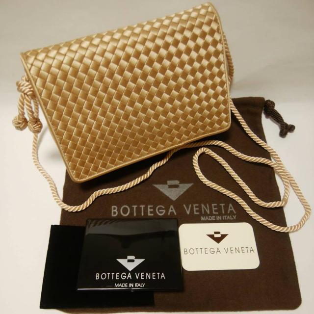 Bottega Veneta(ボッテガヴェネタ)のbottega veneta 新品未使用タグ付き レディースのバッグ(ハンドバッグ)の商品写真