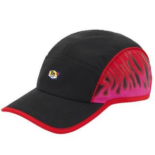 シュプリーム(Supreme)のSupreme nike air max plus running hat 黒(キャップ)