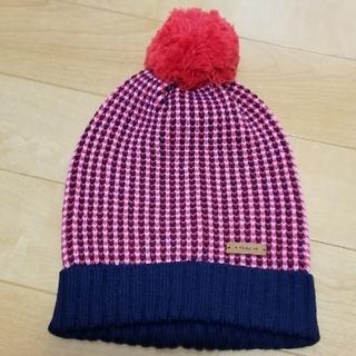 コーチ(COACH)の80%OFF❗ COACH コーチ ニット帽 帽子(ニット帽/ビーニー)