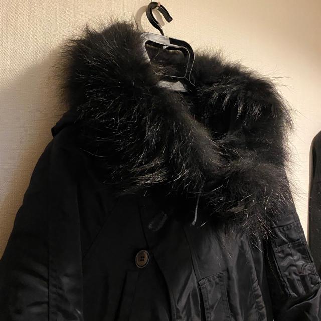 LAD MUSICIAN(ラッドミュージシャン)のLAD MUSICIAN  N3B 44 メンズのジャケット/アウター(モッズコート)の商品写真
